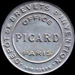 Timbre-monnaie Office Picard